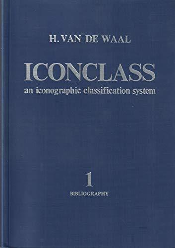 """Das Buch-Cover von dem ersten band des siebzehnteilers """"Iconclass""""."""